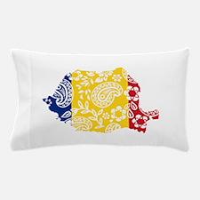 Paisley Romania Pillow Case