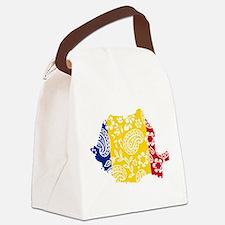 Paisley Romania Canvas Lunch Bag