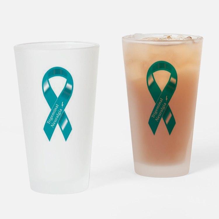 TN Ribbon Drinking Glass