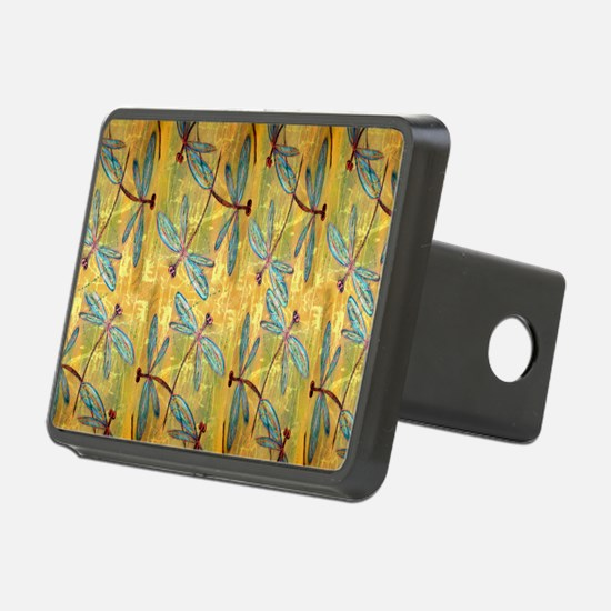 Dragonfly Golden Haze Hitch Cover