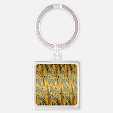 Dragonfly Golden Haze Keychains