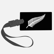 Silver Fern Flag Luggage Tag