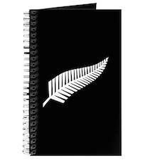 Silver Fern Flag Journal
