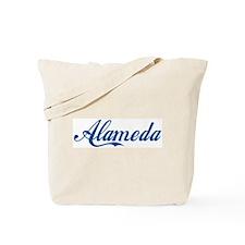 Alameda (cursive) Tote Bag