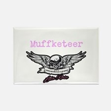 Muffketeer Magnets