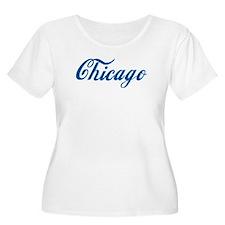 Chicago (cursive) T-Shirt