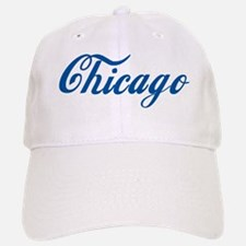 Chicago (cursive) Baseball Baseball Cap