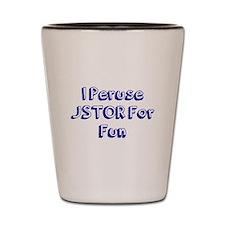 I Love Reserch: JSTOR Shot Glass