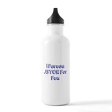 I Love Reserch: JSTOR Water Bottle