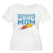 Fastpitch Mom T-Shirt