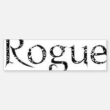 Rogue Bumper Bumper Sticker