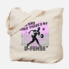 D-Fense Tote Bag