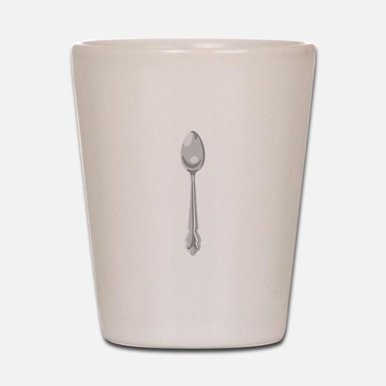Spoon Cutlery Shot Glass