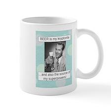 Beer is my kryptonite Mugs