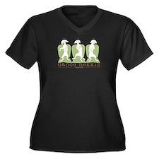 dance nekkid Plus Size T-Shirt