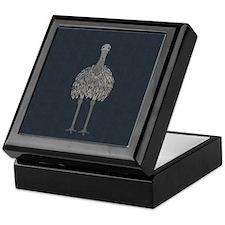 Emu Keepsake Box