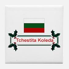 Tchestita Koleda Tile Coaster