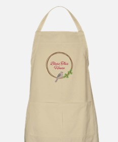 Bless This House Apron