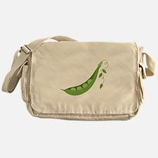 Pea Pod Messenger Bag