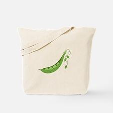 Pea Pod Tote Bag