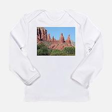 Rocks near Sedona, Arizona 2 Long Sleeve T-Shirt