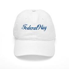 Federal Way (cursive) Baseball Cap