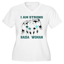 Strong Haida Woma T-Shirt