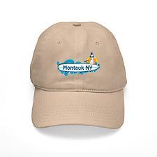 Montauk - Long Island. Baseball Cap