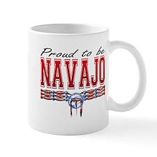 Proud to be Navajo Mug