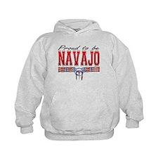 Proud to be Navajo Hoodie
