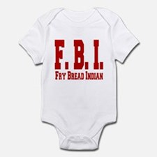 Frybread Indian Infant Bodysuit