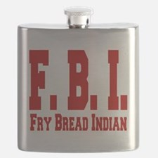Frybread Indian Flask