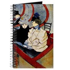 Toulouse-Lautrec - Box in the Grand Tier Journal