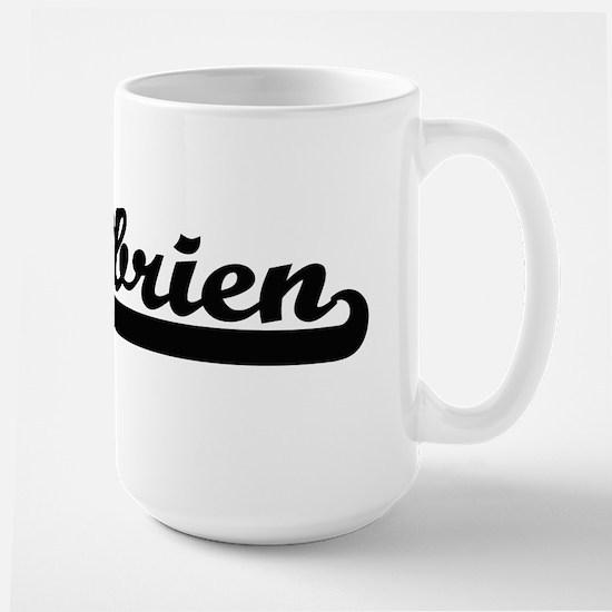 Obrien surname classic retro design Mugs