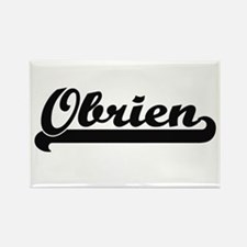 Obrien surname classic retro design Magnets