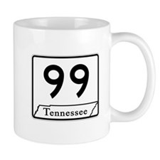 State Route 99, Tennessee Mug