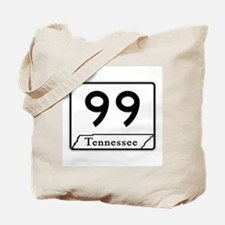 State Route 99, Tennessee Tote Bag