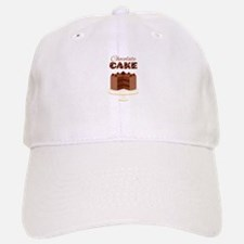 Chocolate Cake Baseball Baseball Baseball Cap