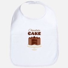Chocolate Cake Bib