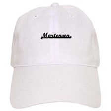 Mortensen surname classic retro design Baseball Cap