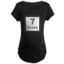 State Highway 7, Texas T-Shirt