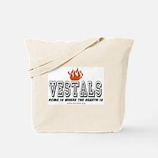 Vestal Virgins Tote Bag