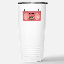 Boom Box Travel Mug