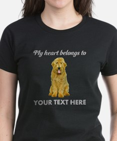 Personalized Goldendoodle Tee