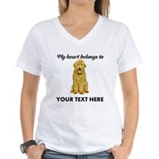 Personalized Goldendoodle Shirt
