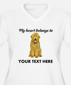 Personalized Gold T-Shirt
