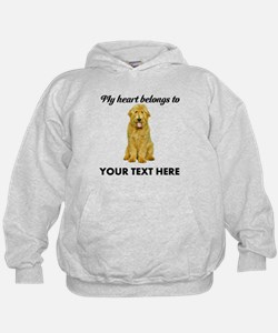 Personalized Goldendoodle Hoodie