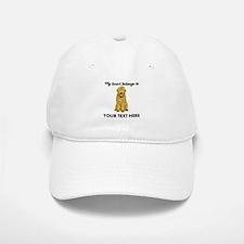 Personalized Goldendoodle Baseball Baseball Cap
