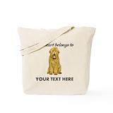 Goldendoodle Canvas Bags