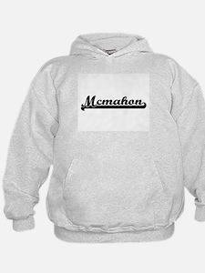 Mcmahon surname classic retro design Hoodie